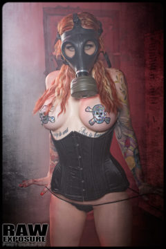 Gas Mask Series