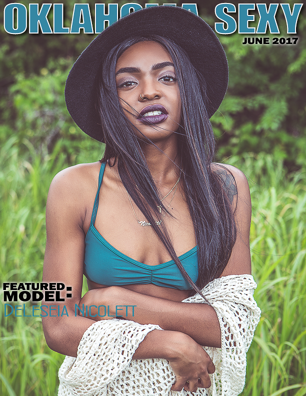 Oklahoma Sexy June 2017 DeLeseia Nicolett